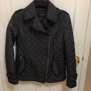 Cole Haan signature weave eco-down jacket